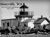#007-20160330-D-Sunrise (367da)-Lighthouse-Front-BW 1